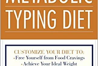دانلود کتاب The Metabolic Typing Diet Customize Your Diet To Free Yourself from Food Cravings ISBN-10: 0767905644 ISBN-13: 978-0767905640
