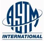 استاندارد ASTM