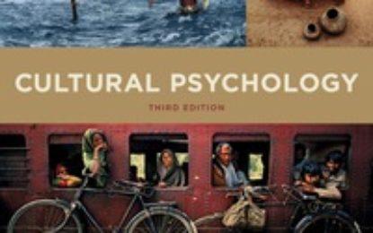 دانلود ایبوک Cultural Psychology (3 Edition) Heine