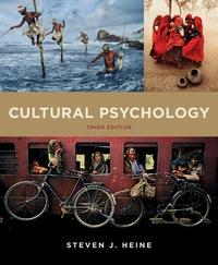 دانلود ایبوک Cultural Psychology (Third Edition) by Steven J. Heine