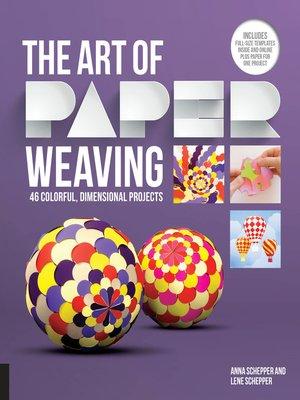 دانلود کتاب The Art of Paper Weaving