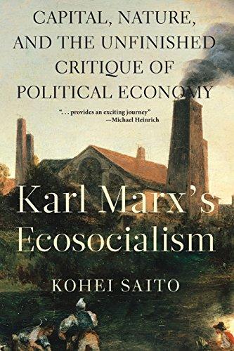 دانلود کتاب Karl Marx's Ecosocialism: Capital, Nature,