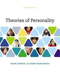 دانلود کیندل کتاب Theories of Personality by Duane P. Schultz