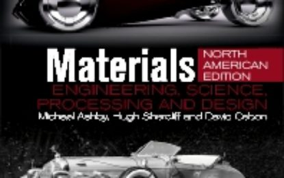 خرید کیندل  Materials 3rd Edition engineering, science, processing and design