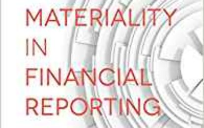 دانلود کتاب  Materiality in Financial Reporting: An Integrative Perspective