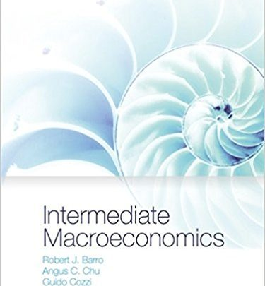 خرید کتاب Intermediate Macroeconomics Barro