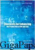 Photo of دانلود کتاب Chemistry for Enhancing the Production of Oil and Gas