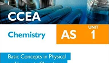 Photo of دانلود کتاب CCEA AS Chemistry Student Unit Guide