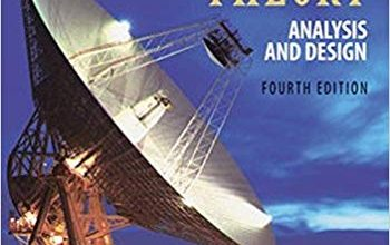 Photo of دانلود کتاب Antenna Theory: Analysis and Design 4th Edition