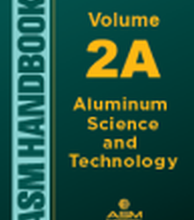 Photo of دانلود کتاب ASM Handbook, Volume 2A: Aluminum Science and Technology