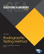 Photo of دانلود استاندارد ASNT 2026 خرید Questions Answers Book Radiographic Testing (RT) Method 3 Edition