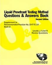 Photo of دانلود استاندارد ASNT 2029 خرید Supplement to Recommended Practice SNT-TC-1A Liquid Penetrant Testing Method