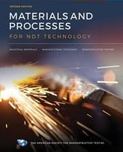 Photo of دانلود استاندارد ASNT 2250 خرید Materials and Processes for NDT Technology Second Edition