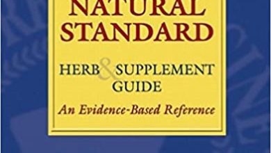 Photo of دانلود کتاب Natural Standard Herb Supplement Guide An Evidence-Based Reference