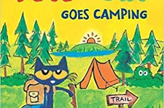 Photo of دانلود کتاب Pete the Cat Goes Camping I Can Read Level 1